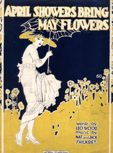 April showers bring may flowers song and lyrics by leo wood and april showers bring may flowers mightylinksfo