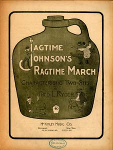 Jagtime Johnson's Ragtime March