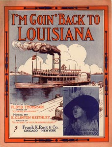 I'm Goin' Back To Louisiana